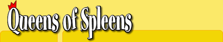 Logo Queens of Spleens
